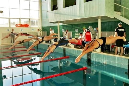Пловцы Чувашии определили сильнейших на чемпионате и первенстве республики
