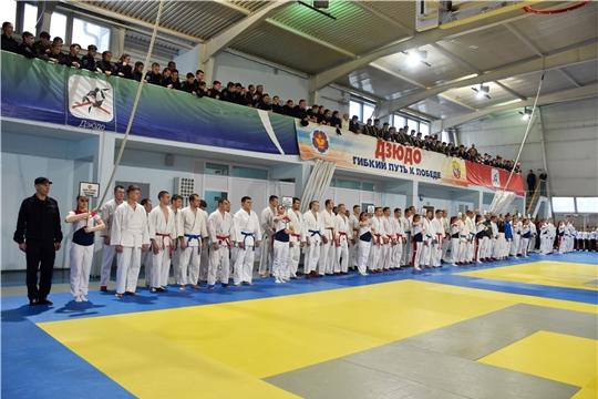Открытый чемпионат ПФО по рукопашному бою среди сотрудников отрядов специального назначения «Гром»