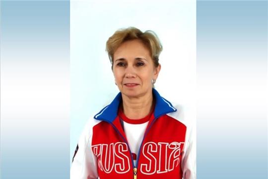Звание «Заслуженный тренер Чувашии» присвоено тренеру по спортивной гимнастике Маргарите Ивановой