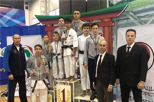 Новые достижения спортсменов Чувашии в восточных боевых единоборствах
