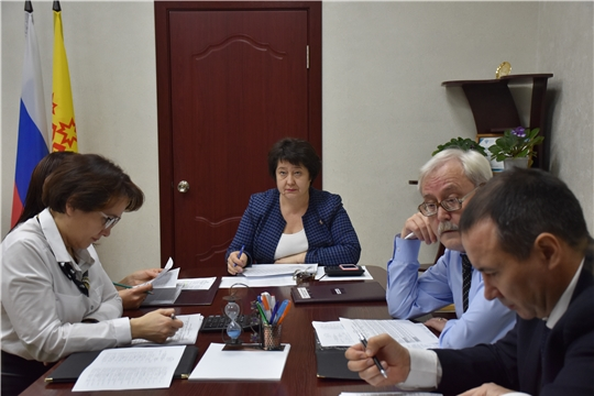 В рамках тарифной кампании 2020 года состоялось очередное заседание коллегии Госслужбы Чувашии по конкурентной политике и тарифам