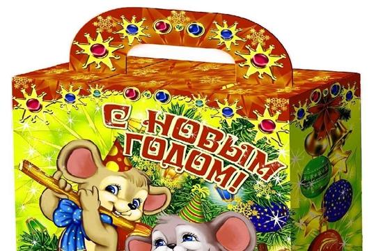 Объявлен электронный аукцион на поставку новогодних подарков