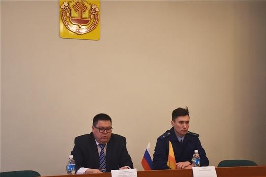 В рамках Международного дня борьбы с коррупцией состоялся семинар-совещание с сотрудниками Госслужбы Чувашии