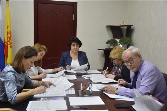 Состоялось итоговое в 2019 году заседание коллегии Госслужбы Чувашии по конкурентной политике и тарифам