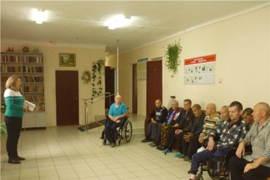 Выездной прием отдела Пенсионного Фонда в Урмарском районе