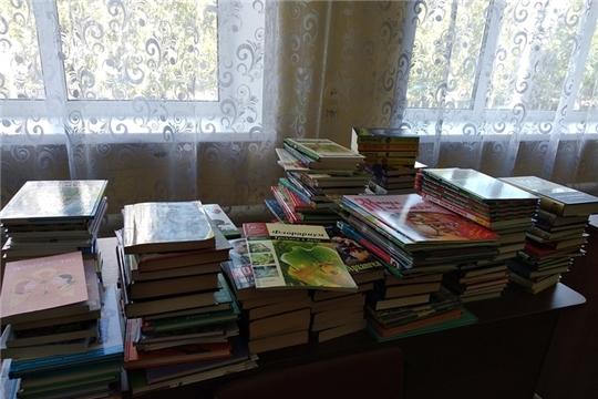 В Чубаевской сельской библиотеке приобретены новая техника, мебель и книги
