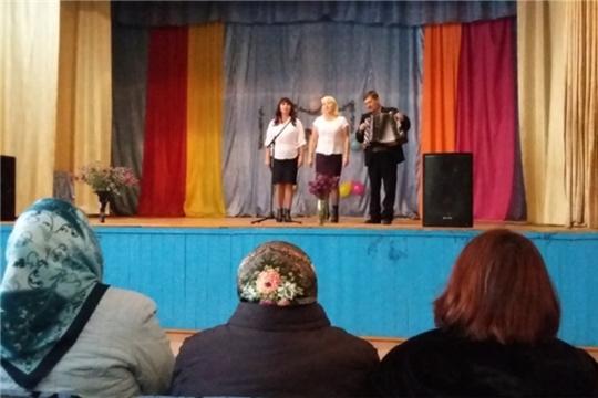 Праздничное мероприятие, посвященное Дню пожилых в деревне Шихабылово