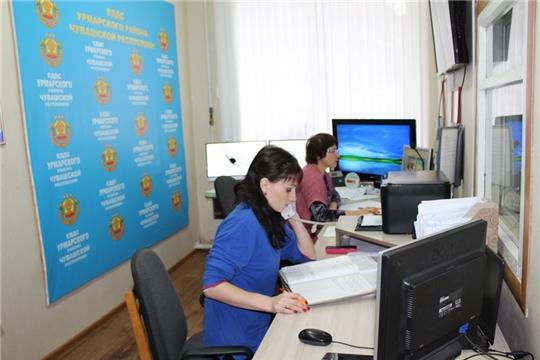 Продолжается 2 день Всероссийской штабной тренировки по гражданской обороне на территории Урмарского района