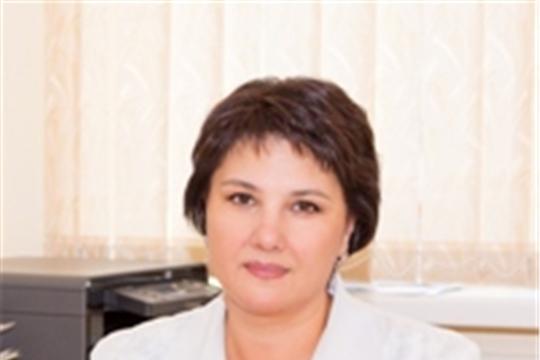 """Назначен новый главный врач БУ """"Урмарская центральная районная больница"""" Минздрава Чувашии"""