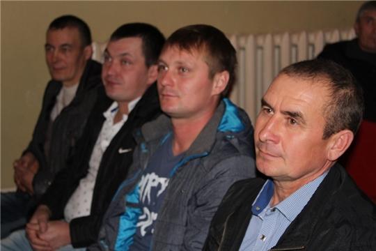 В Урмарском районе отметили День работника сельского хозяйства и перерабатывающей промышленности
