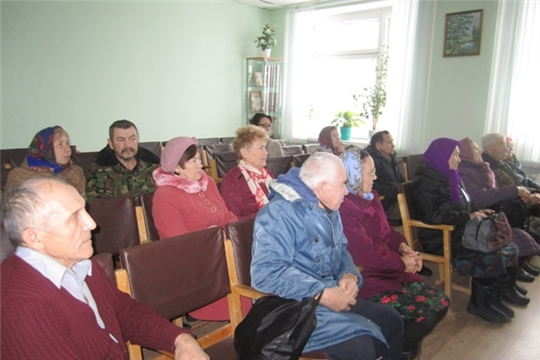Урмарская центральная библиотека присоединилась к Всероссийской сетевой акции «Белая трость»