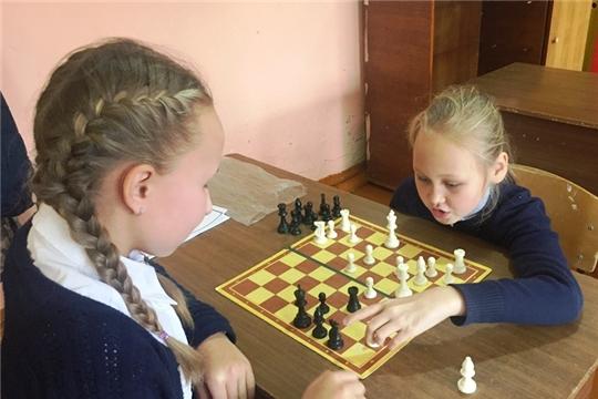 Шахматный турнир, посвященный Дню народного единства «Белая ладья