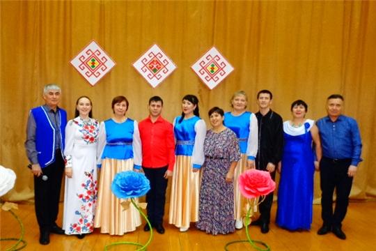 В Арабосинском СДК открыли творческий сезон «Звезды зажигают огни»