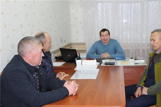 Обсуждены перспективы дальнейшего  развития ОАО ППФ «Урмарская»