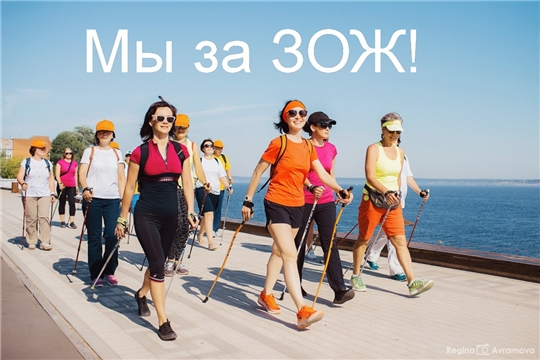 Чувашия – на четвертом месте в рейтинге регионов России по количеству жителей, ведущих здоровый образ жизни!