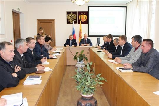 Состоялись публичные слушания по внесению изменений в Устав Урмарского района