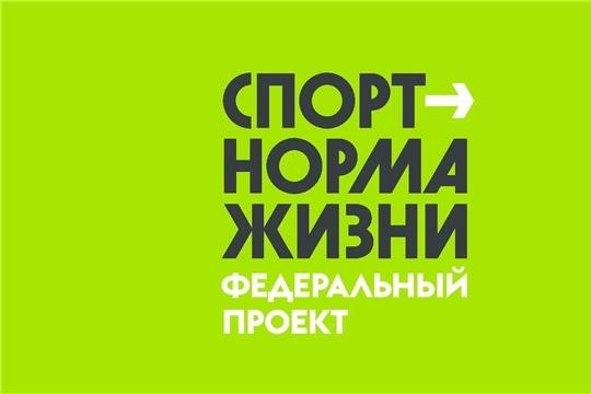 В Чувашской Республике продолжается строительство уличных площадок ГТО