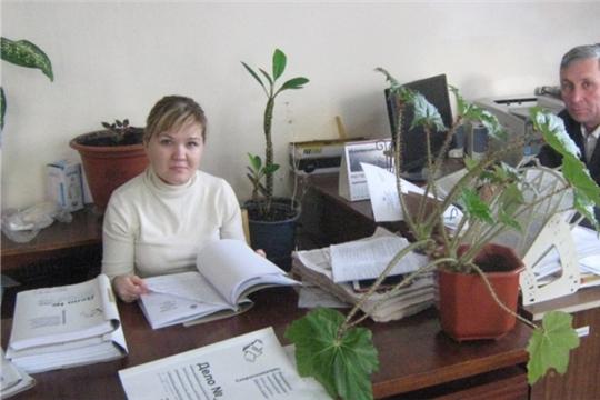 День администрации Урмарского района в Тегешевском сельском поселени