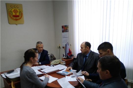 Заседание штаба по координации деятельности добровольной народной дружины