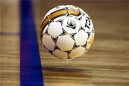 Продолжаются игры первенства Чувашии по мини-футболу  среди взрослых и ветеранов