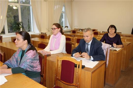 Совместное заседание постоянных комиссий районного Собрания депутатов