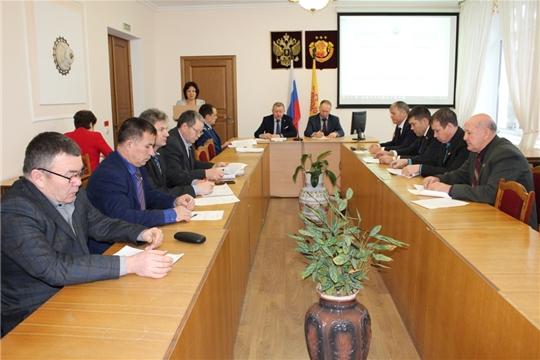 Заседание районного Собрания депутатов