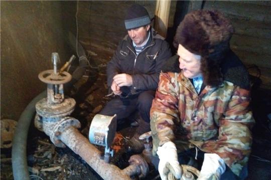 Администрация Тегешевского сельского поселения решила участвовать в Республиканской программе Чувашской Республики по улучшению водоснабжения сельских населенных пунктов
