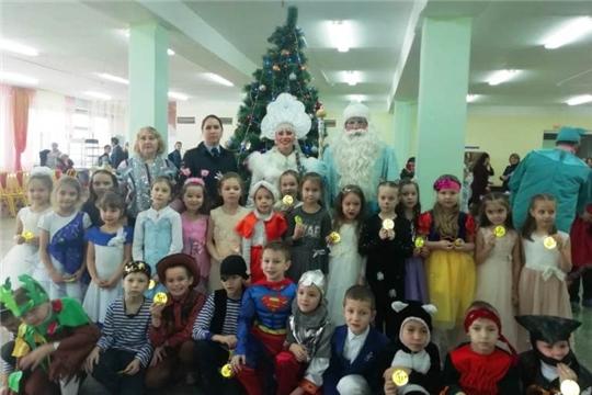 В МАОУ «Урмарская СОШ им. Г.Е.Егорова» прошла акция «Засветись! Носи световозвращатель!»