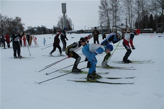06 января 2020 г. на Центральном стадионе п. Урмары пройдут Рождественские лыжные гонки.