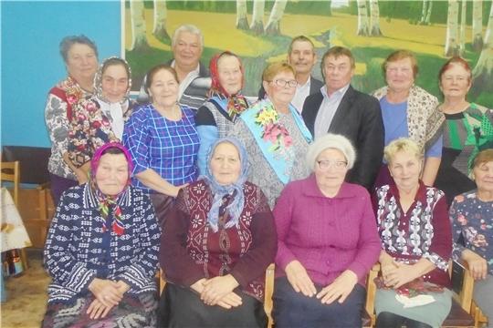 День пожилых людей в районах Чувашской Республики