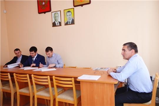 В Госветслужбе Чувашии прошла аттестация руководителей бюджетных учреждений Чувашской Республики, занятых в сфере ветеринарии.