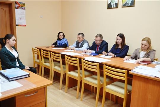 Cостоялась аттестация государственных гражданских служащих Чувашской Республики, замещающих должности в Государственной ветеринарной службе Чувашской Республики