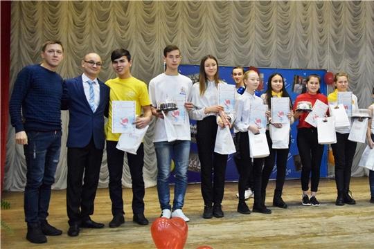 Состоялся смотр-конкурс среди волонтерских команд образовательных учреждений  района