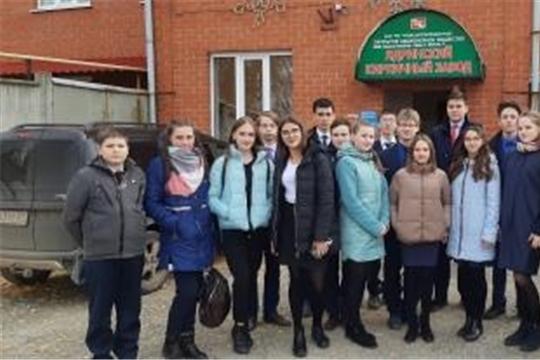 Экскурсия на кирпичный завод