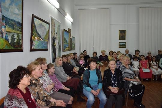 Ночь искусств в Ядринском художественно-краеведческом музее