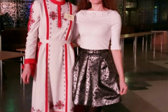 Чувашская красавица России-2019