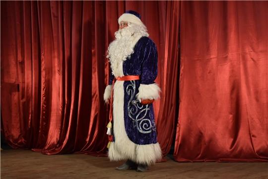 Новогодняя ёлка главы Ядринской районной администрации Чувашской Республики
