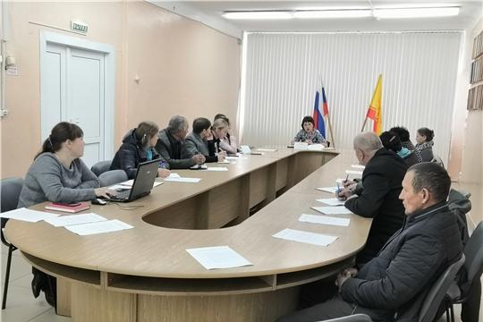 Предприниматели Яльчикского района обсудили нововведения в законодательстве