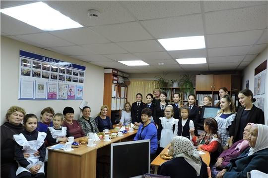 В рамках декады «Старшее поколение» состоялась праздничная встреча с ветеранами и «серебряными» волонтерами