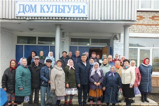 Международный День пожилых людей в Большеяльчикском сельском поселении