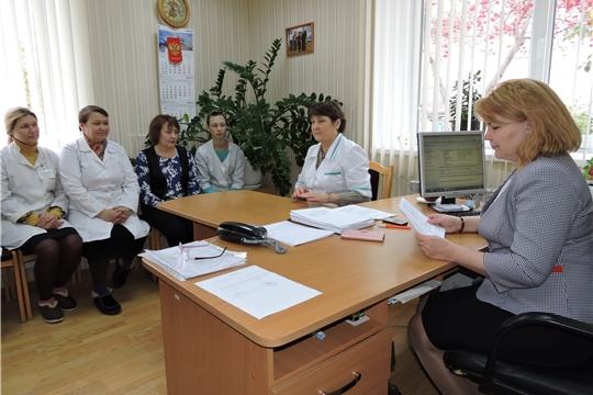 Единый информационный день в Яльчикском районе