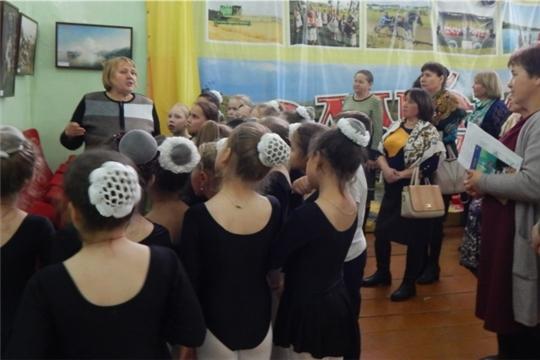 Работники культуры Яльчикского района собрались на очередной обучающий семинар