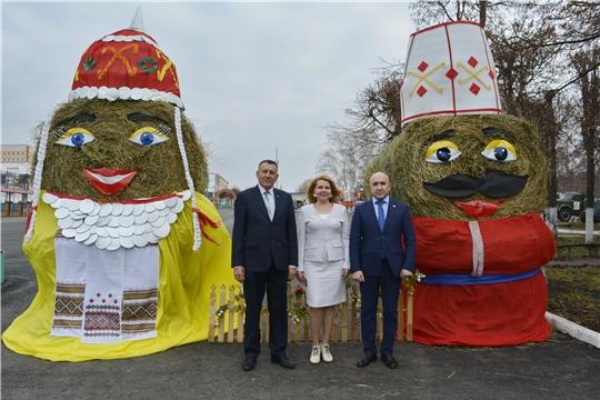 День работников сельского хозяйства в Яльчикском районе
