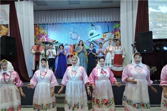 В Тоскаевском культурном центре состоялся праздничный вечер, посвященный Дню народного единства