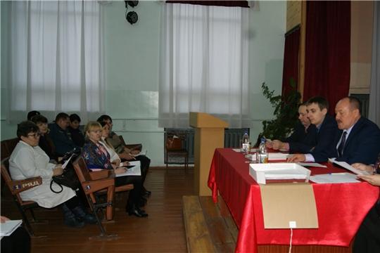 Выездное заседание КДН в Сабанчинское сельское поселение