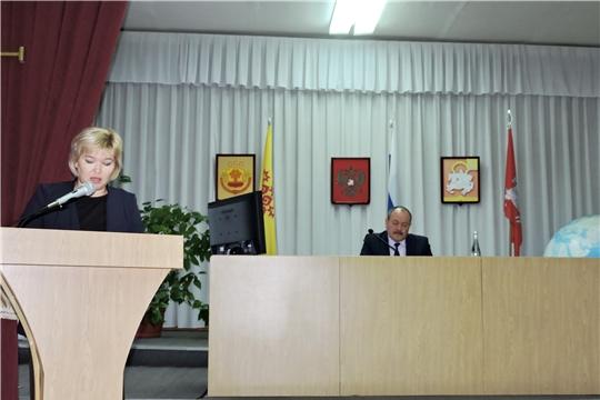 На еженедельном совещании руководителей Яльчикского района обсуждены актуальные вопросы