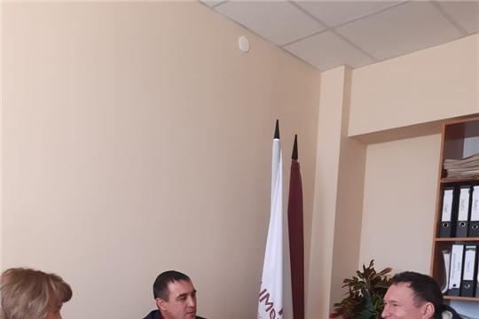В АУ «МФЦ» Яльчикского района в День правовой помощи детям оказана бесплатная юридическая помощь