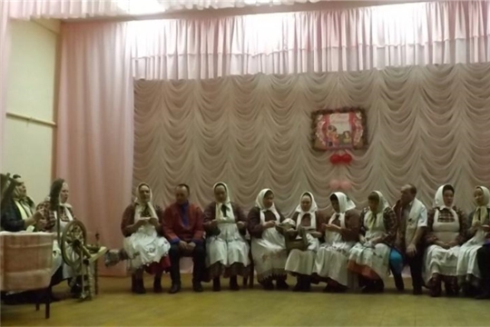 Праздничный концерт ко Дню Матери в Новобайбатыревском сельском доме культуры