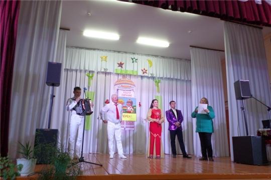 Праздничный концерт Вячеслава Христофорова в селе Сабанчино