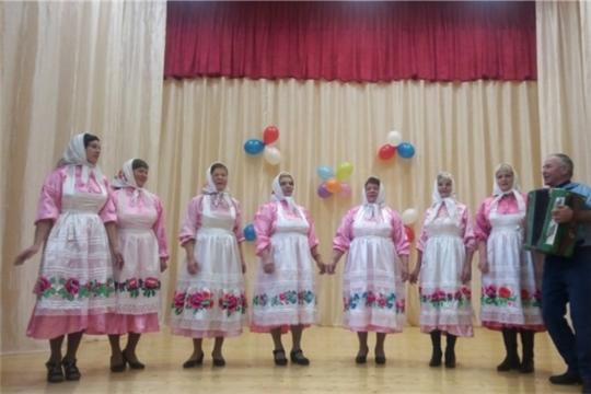 Праздничный концерт ко Дню Матери в Большетаябинском СДК